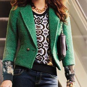 Cabi Wool Blend Blazer Coat Jacket 6
